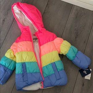 Girls Oshkosh B'gosh jacket